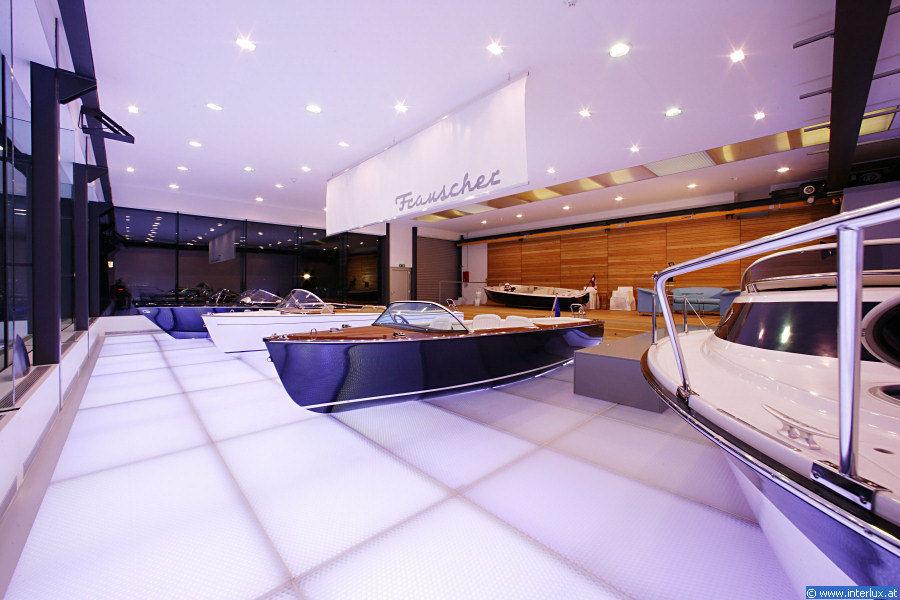 Exhibition Stand Flooring : D foils project showcase large image