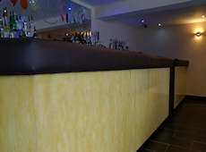 Bar front • Marbles • Honey Onyx SG4250