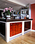 Bar front panels • Marbles Glass-line • Tortoise Shell M1000