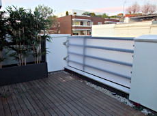 Balcony • clear-PEP UV PC Clear